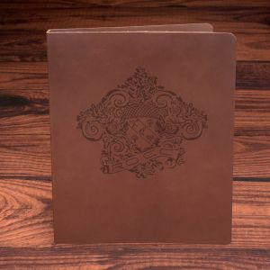 Leatherview Menu Cover