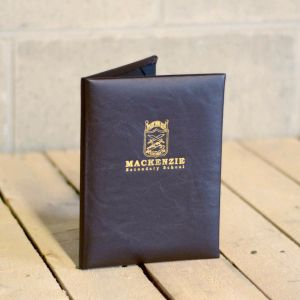 Genuine Leather Masterpiece Diploma Cover
